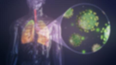 Coronavirus outbreak infecting respirato