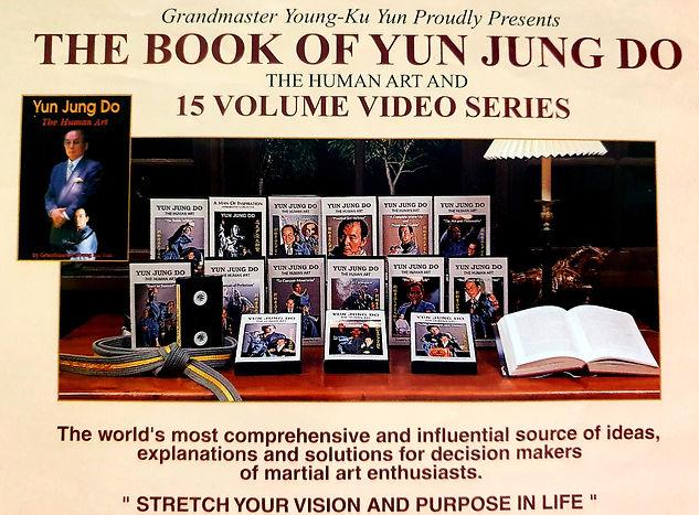 Yun JUNG DO DVD/CD's set of 15