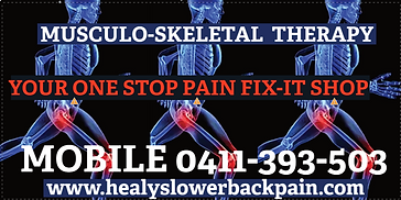 Healys Musculo skeletal Therapy