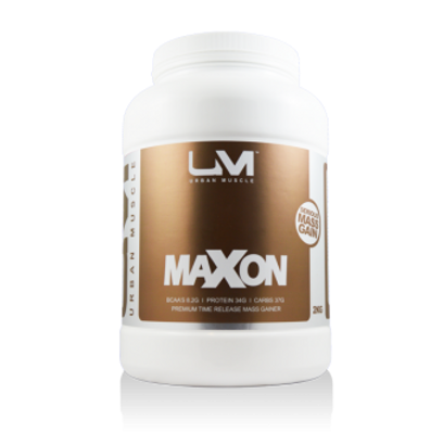 Healys Health Urban Muscle MAX-ON (with carbs)