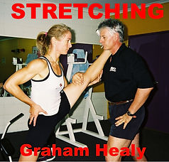 Stretching by Graham Healy
