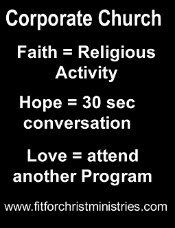 Faith,Hope,Love ? Corporate Church