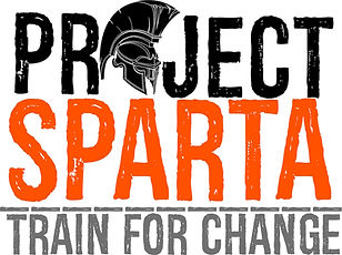 PROJECT SPARTA train for Change