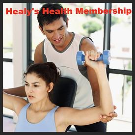 Membership Form Healys Health