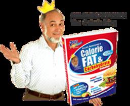 Allan Borushek's Pocket Calorie & Fat Counter