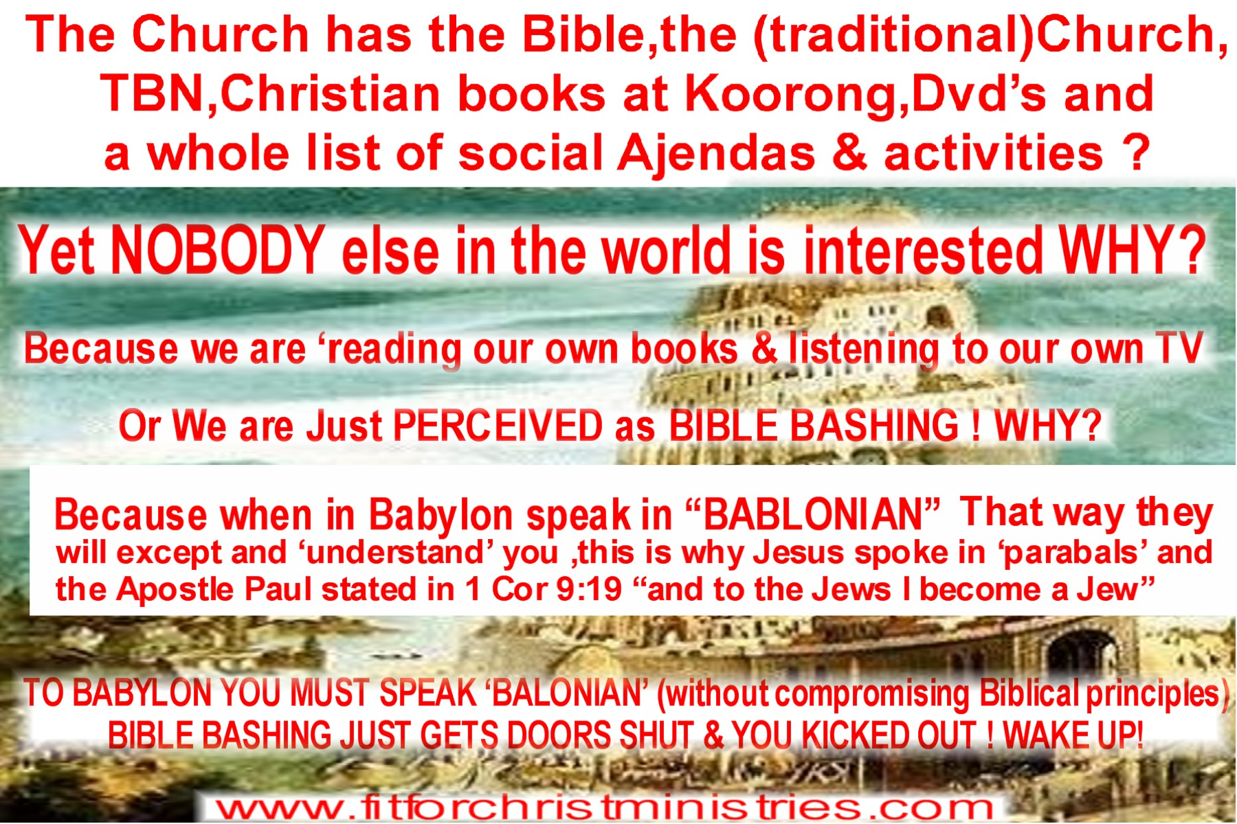 Speak Babylonian
