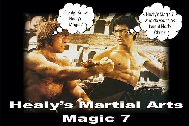 Bruce Lee Chuck Norris the beginning