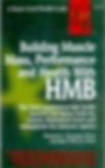HMB by Richard J Passwater PhD and John Fuller