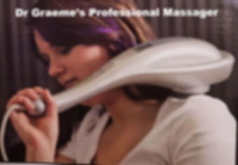 Dr Graeme's Professional Massager