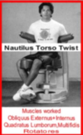 Torso-Twist Nautilus