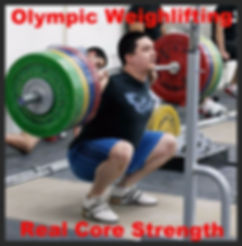 Olympic Weight-Lifting/Core Strength