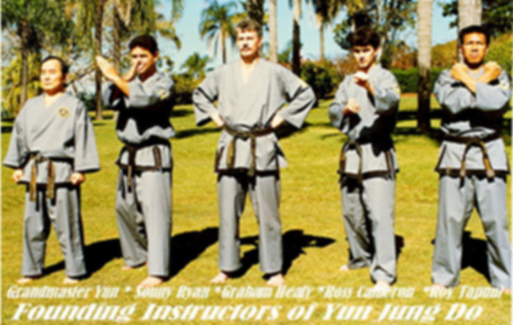 Founding Instructors Yun Jung Do