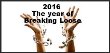 2016 YEAR OF BREAK FREE Jerry Savelle