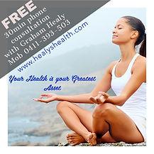 FREE 30 min consult