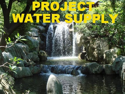 PROJECT WATER SUPPLY