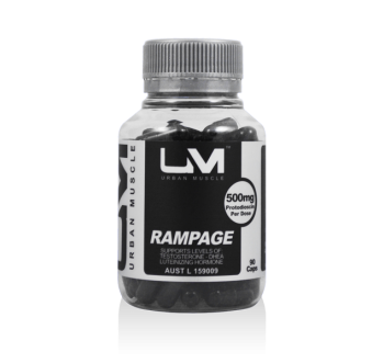 RAMPAGE Testosterone Boost
