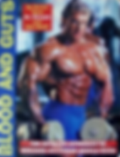 Blood and Guts Dorian Yates