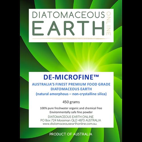 Diatomaceous Earth (Silica) 450grm