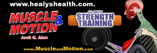 Muscle and Motion Link to Discount Price