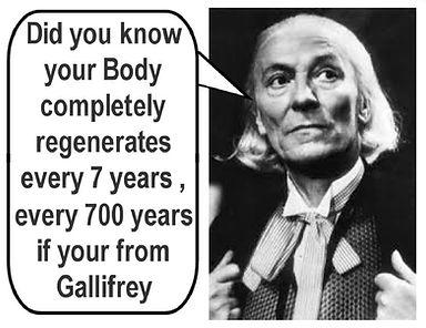 Your Body REGENERATES itself every 7 Years