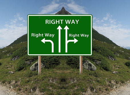 How to Make a 'Right' Decision
