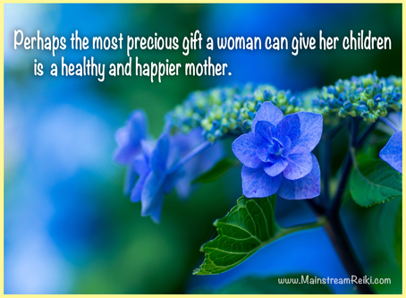 A Mother's Greatest Gift