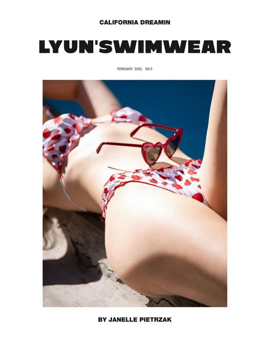 LYUN SWIM Issue No.5