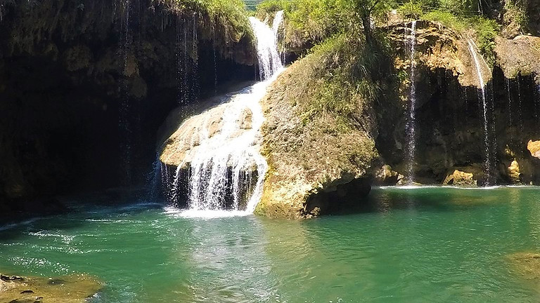 K'an Ba Cave Tour