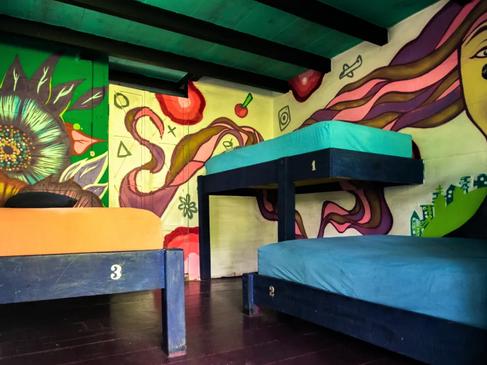 Single bed - 7 beds dorm room