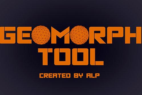 Geomorph Tool