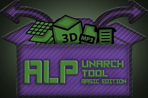 UnArch Tool Basic Edition