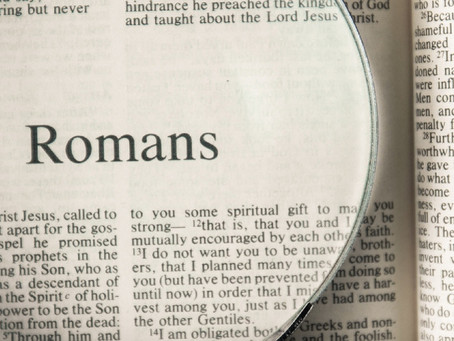 Biblical Worldview in Romans