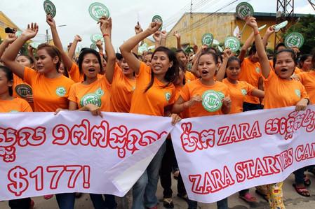 US$77 的落差 柬埔寨製衣者的生存空間在哪裡?