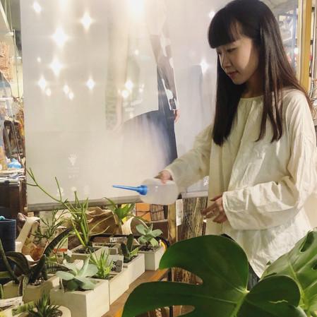 永康家夥店長_盈瑄_一起慢下腳步來感受每個手作商品的溫度與地球環境的連結