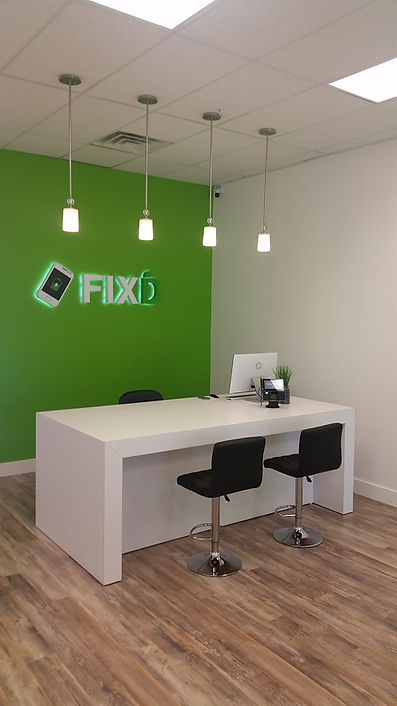 fixd location store front