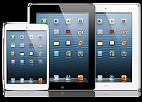 iPads repaired