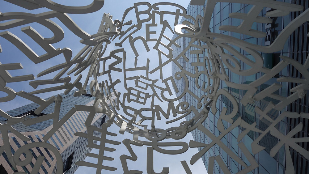 """Singapore Soul"" by Jaume Plensa 