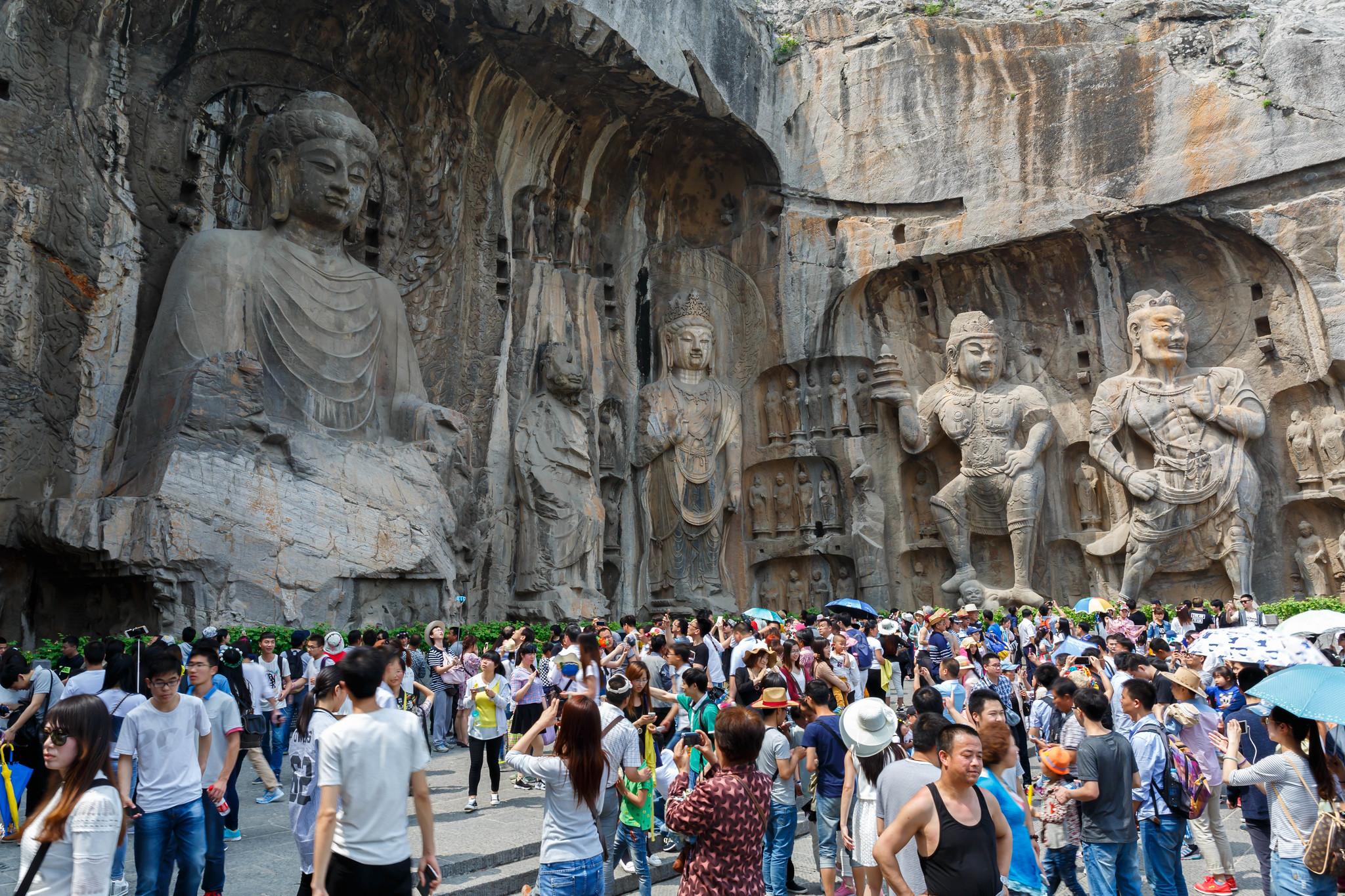 Longmen Grottoes Henan