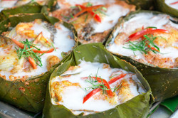 Cambodian Cuisine - Fish Amok