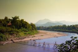 Luang Prabang Khan River
