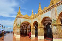 Su Taung Pyi Pagoda, Myitkyina