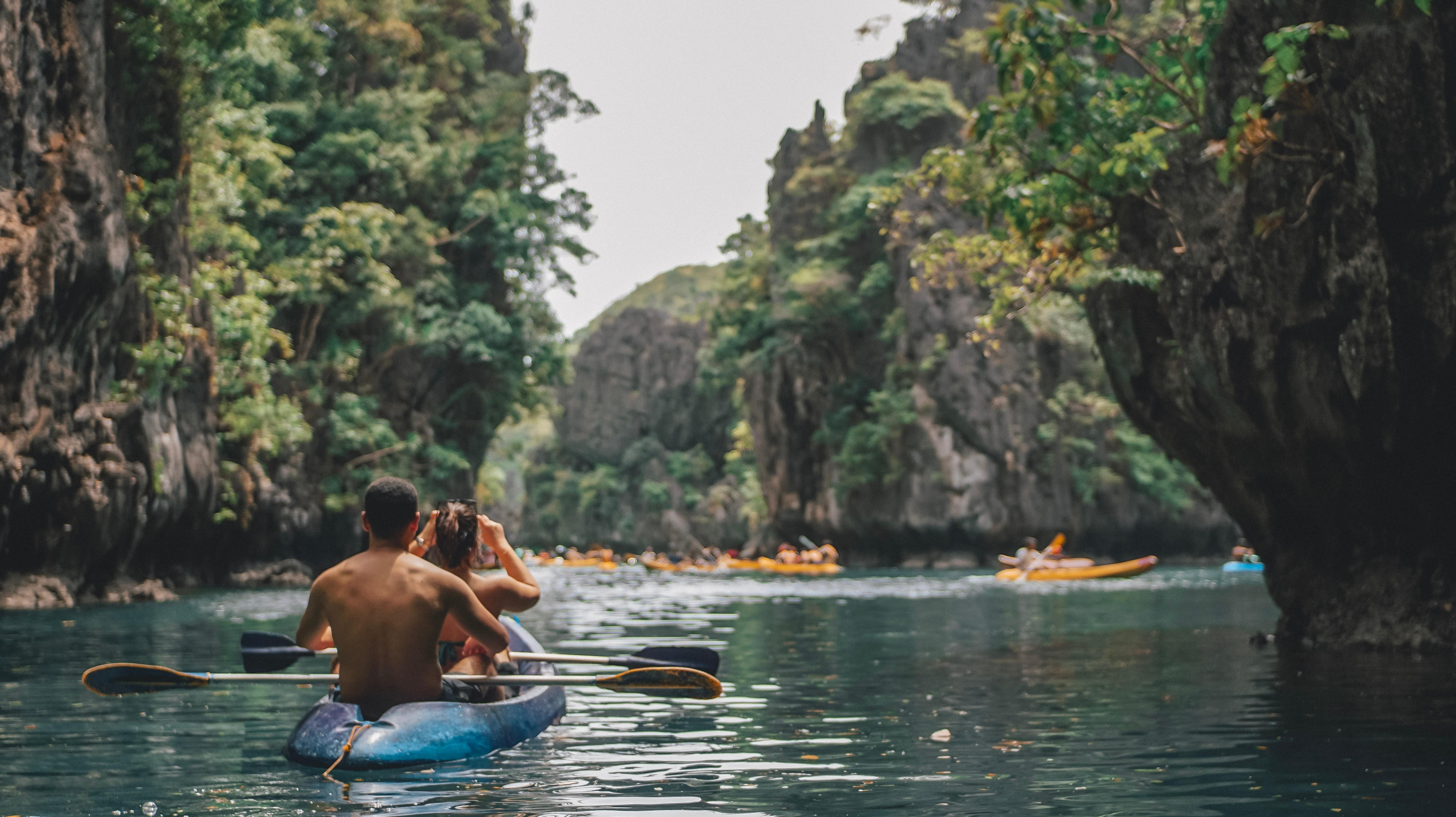 El Nido Palawan Kayak
