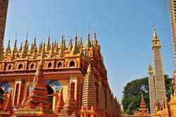 Pagoda Thanboddhay, Monywa