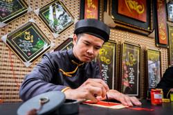 Vietnam Calligraphy