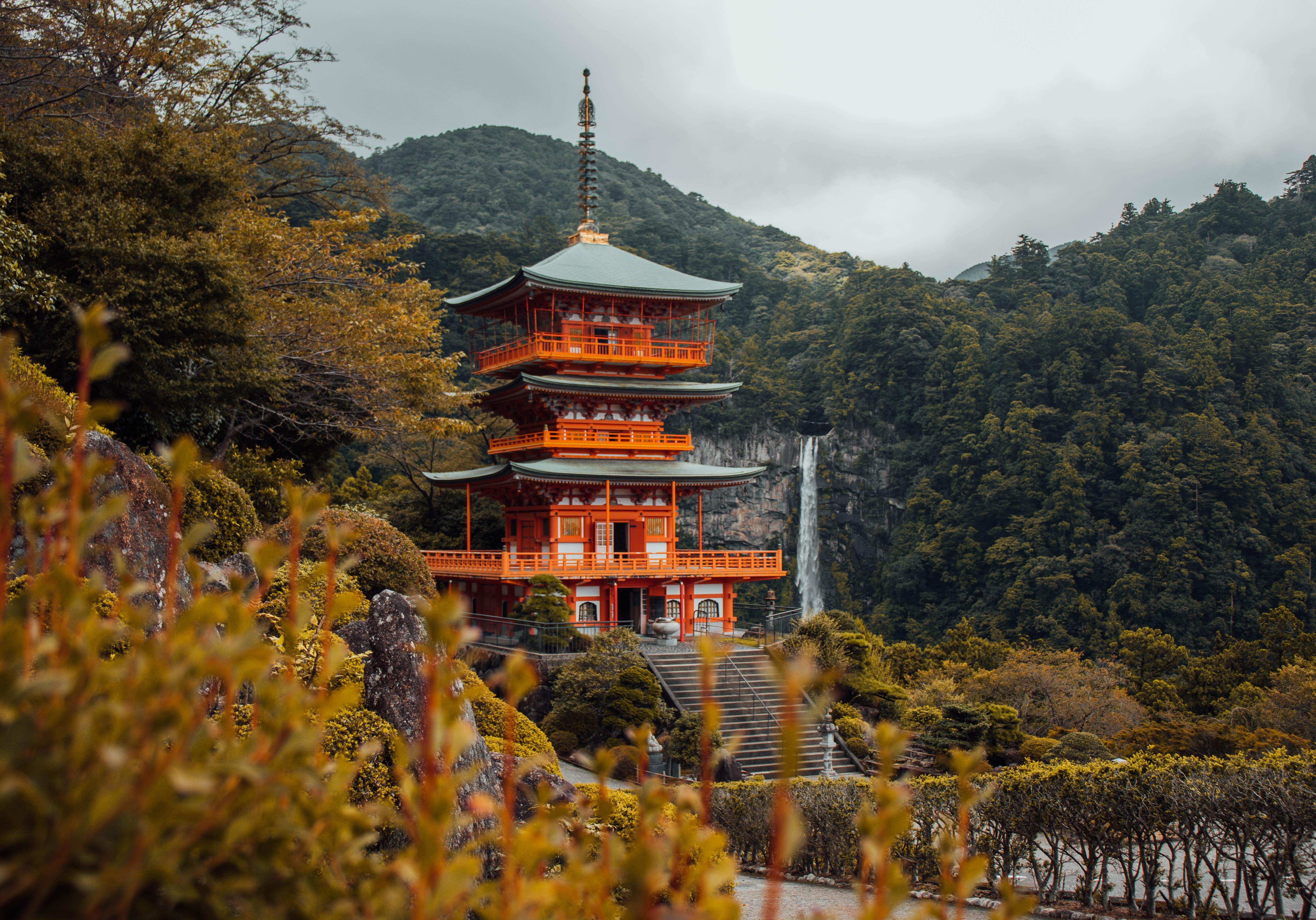 Seigantoji Temple