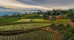 Y Ty Village, Vietnam