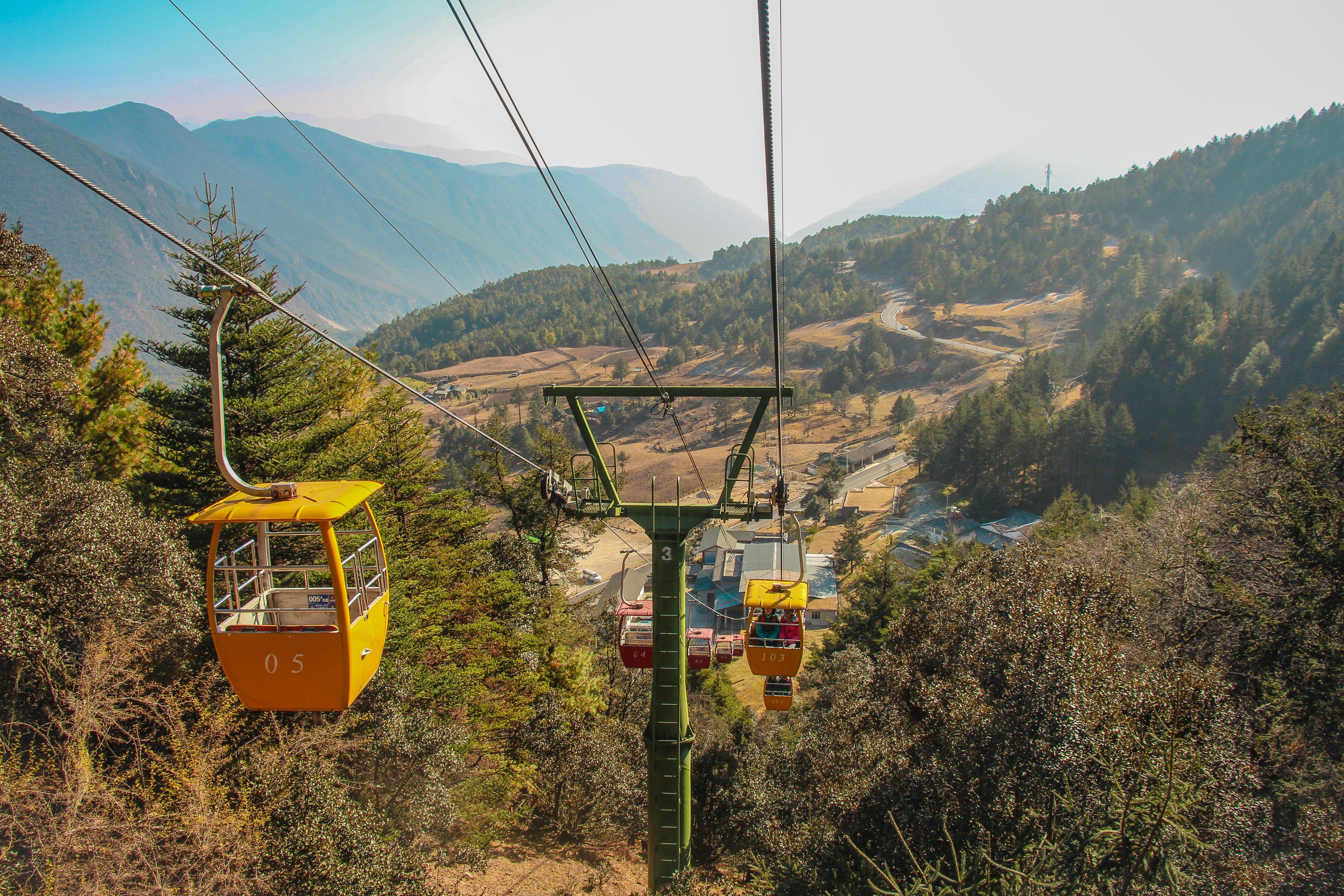 Yunan Cable Car