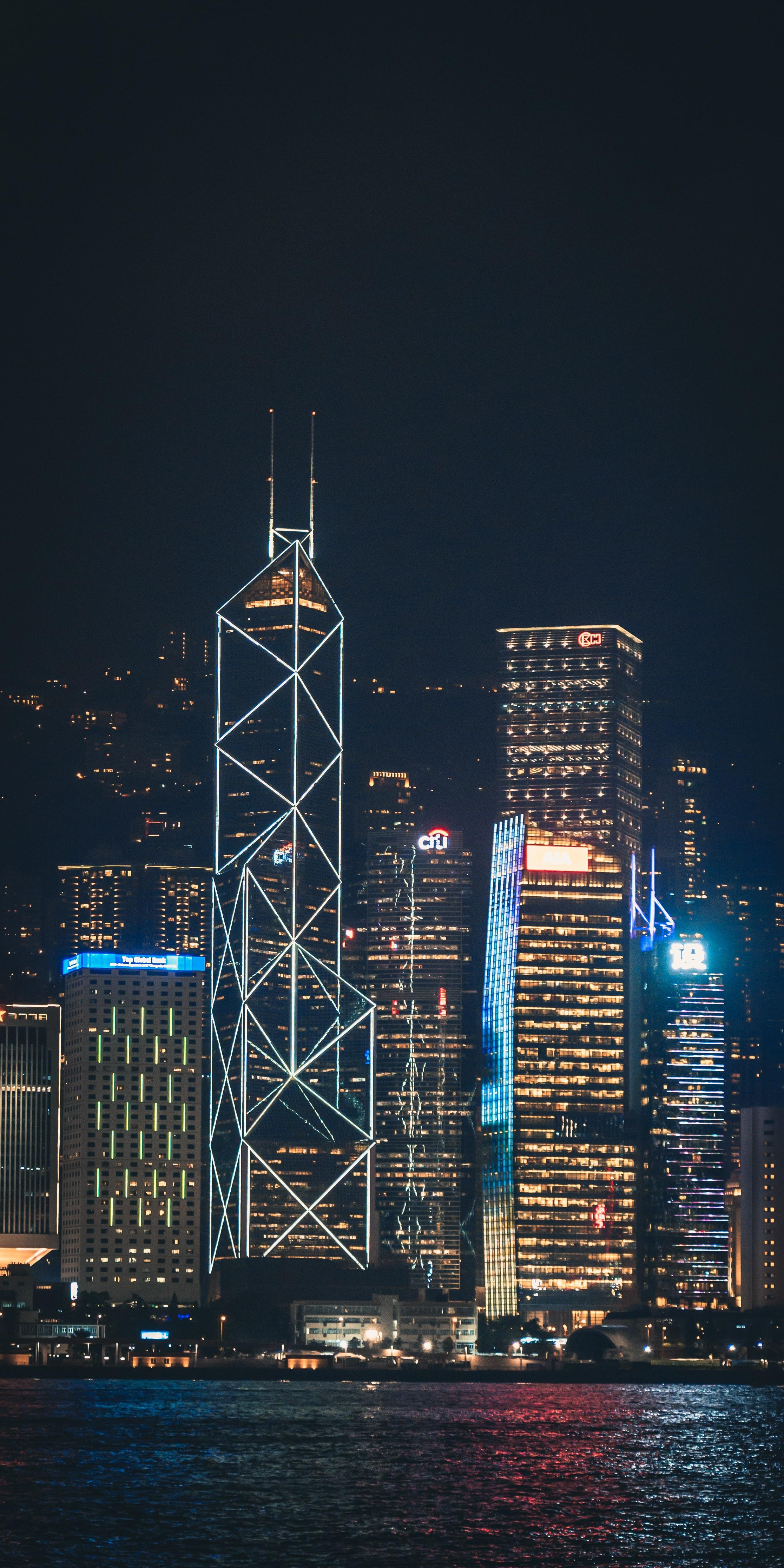 Bank of China building HK