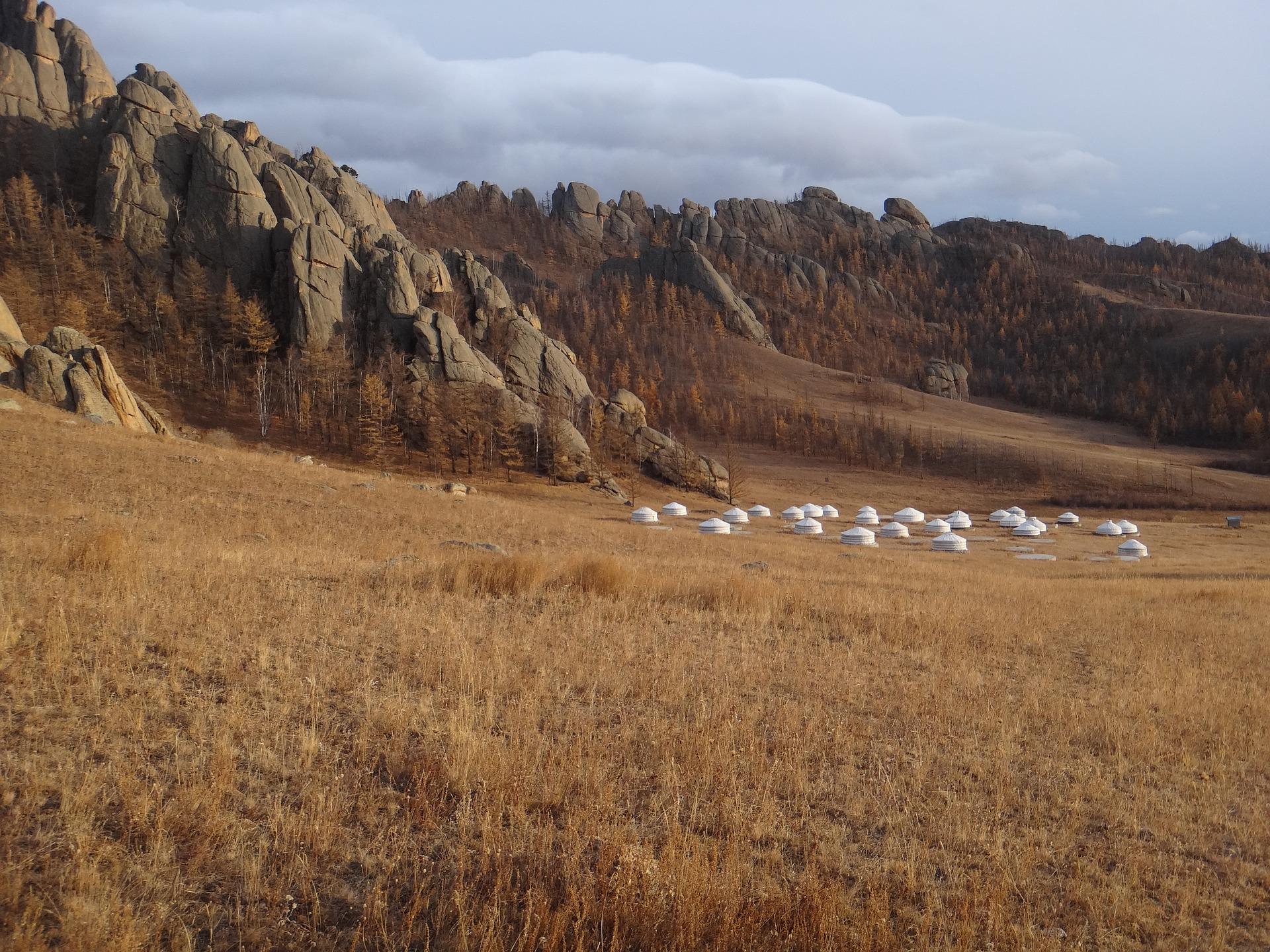 Gorkhi- Terelj National Park