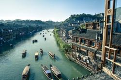 Hunan boats